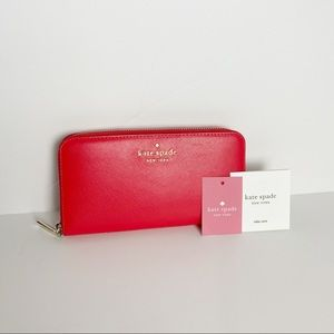 KATE SPADE | Large Continental Wallet NWT